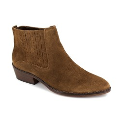 Low Boots J.Bradford Cognac Leather  JB-AFRICA