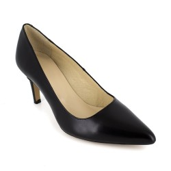 Stiletto J.Bradford Black Leather JB-PEPA