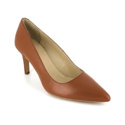 Stiletto J.Bradford Camel Leather JB-PEPA