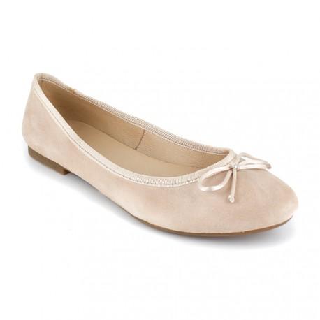 Ballerina J.bradford beige Leather JB-MIRANDA