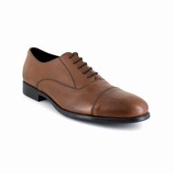 Richelieu J.Bradford Cognac Leather JB-FARLOW