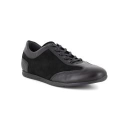 Sneaker J.Bradford Black Leather JB-LUCAS