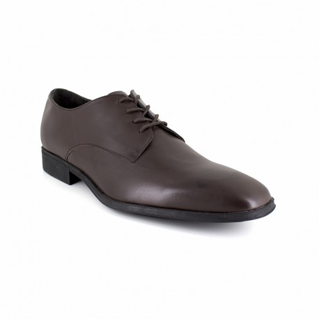 Derby J.Bradford Cuir Marron JB-NEDD - Couleur - Marron