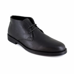 Derby J.Bradford Black Leather JB-VALT