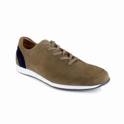 Sneaker J.Bradford Taupe Leather JB-GAYO