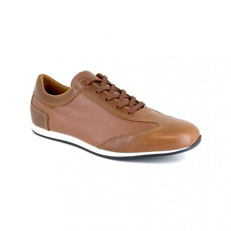Sneaker J.Bradford Camel Leather JB-KERLANN