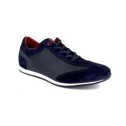 Sneaker J.Bradford Blue Leather JB-TEAHUPO