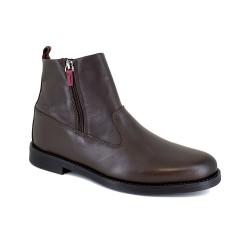 Low Boots J,Bradford Brown Leather JB-CARERA
