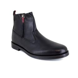 Low Boots J,Bradford Black Leather JB-CARERA