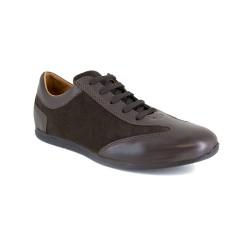 Sneaker J.Bradford Brown Leather JB-TAVAO