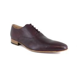 Richelieu J.Bradford Violet leather JB-HARRY