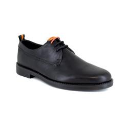 Derby J.Bradford Black Leather JB-AVEIRO