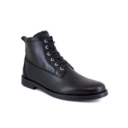 Low Boots J.Bradford Black Leather JB-AVERY21