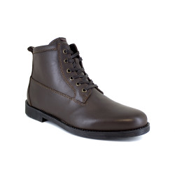 Low Boots J.Bradford Brown Leather JB-BRUCE22