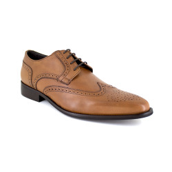 Derby J.Bradford Camel Leather JB-TITANE