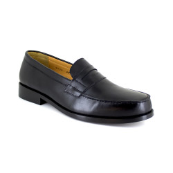 Loafer J.Bradford Black Leather JB-BALLARAT
