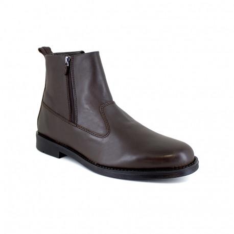 Low Boots J,Bradford Brown Leather JB-BARNEY22