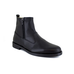 Low Boots J,Bradford Black Leather JB-BARNEY21