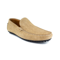 Loafer J.Bradford Sand Leather JB-VEDETTE