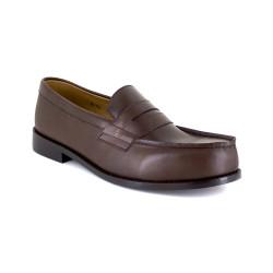 Loafer J.Braddford Brown Leather JB-BUNBURY