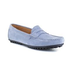Loafer J.Bradford Grey Leather JB-LEVANTE