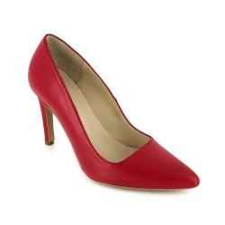 Stiletto J.Bradford Red Leather JB-GIULIANA