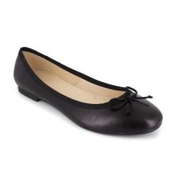 Ballerina J.Bradford black Leather JB-VALERIA