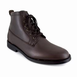 Low Boots J.Bradford Brown Leather JB-APPLE