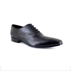 Richelieu J.Bradford Black Leather JB-BERLIN