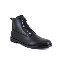 Low Boots J.Bradford Black Leather JB-AVERY21